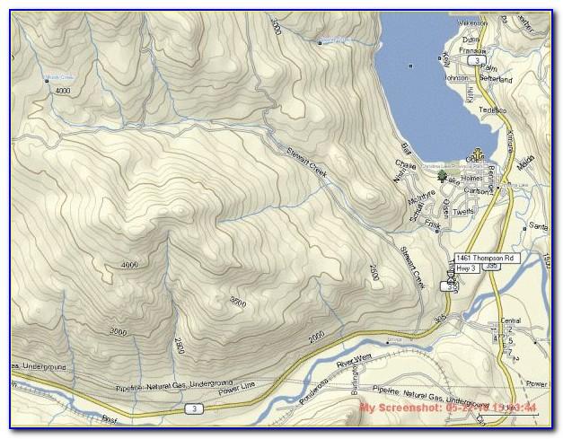 Garmin Topo Maps Canada Free