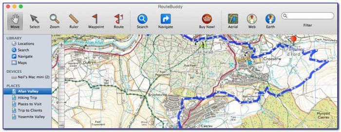 Garmin Topo Maps Software