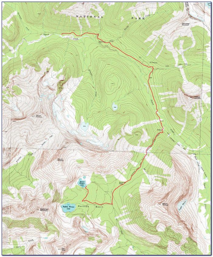Glacier National Park Hiking Trail Status