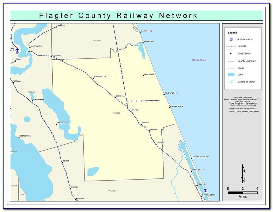 Google Maps Flagler Beach Florida