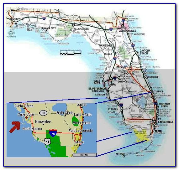 Google Maps Florida Cape Coral