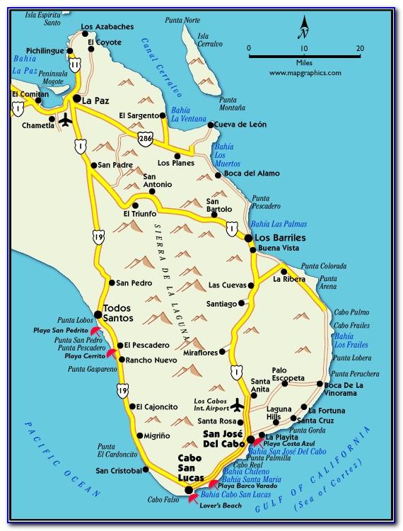 Google Maps Los Cabos Hotels
