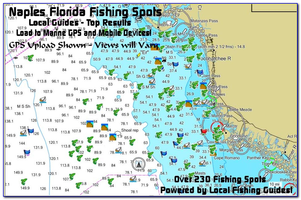 Gps Fishing Maps Android