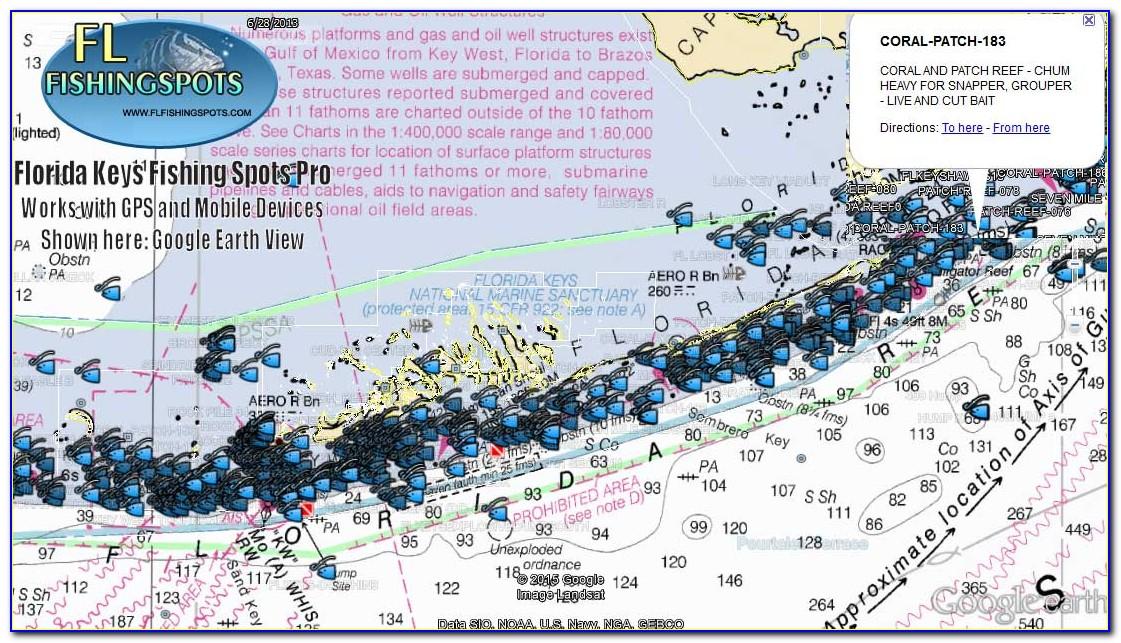 Gps Fishing Maps App