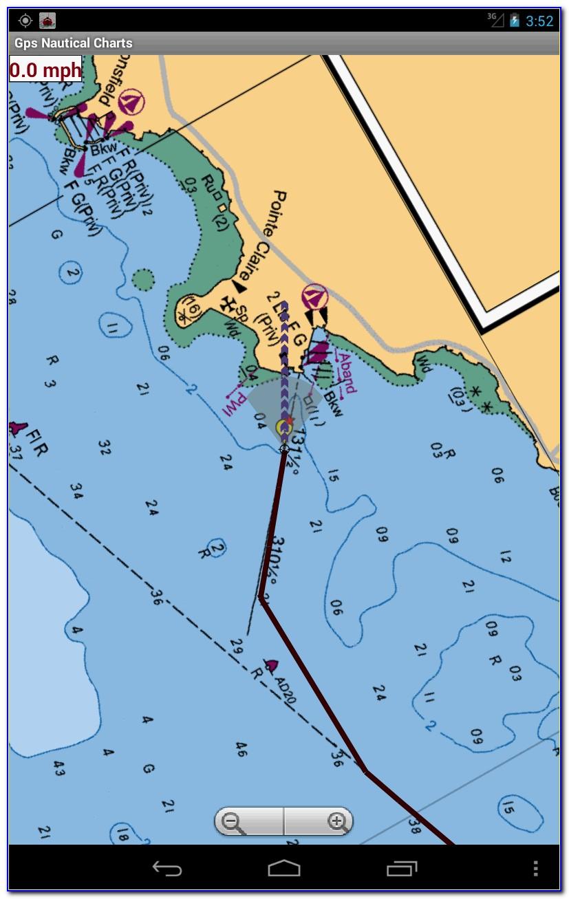 Gps Fishing Maps Llc