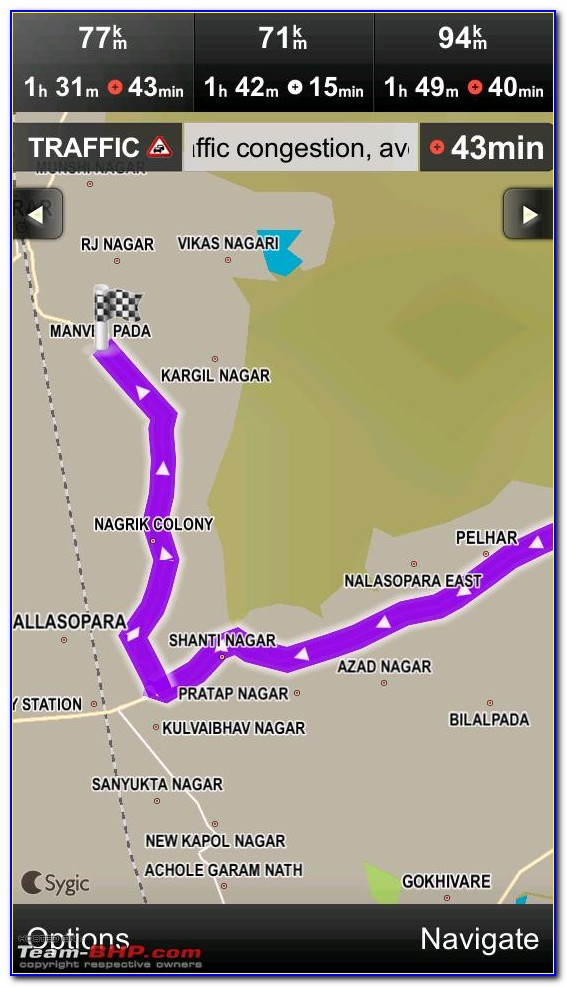 Gps India Map For Car