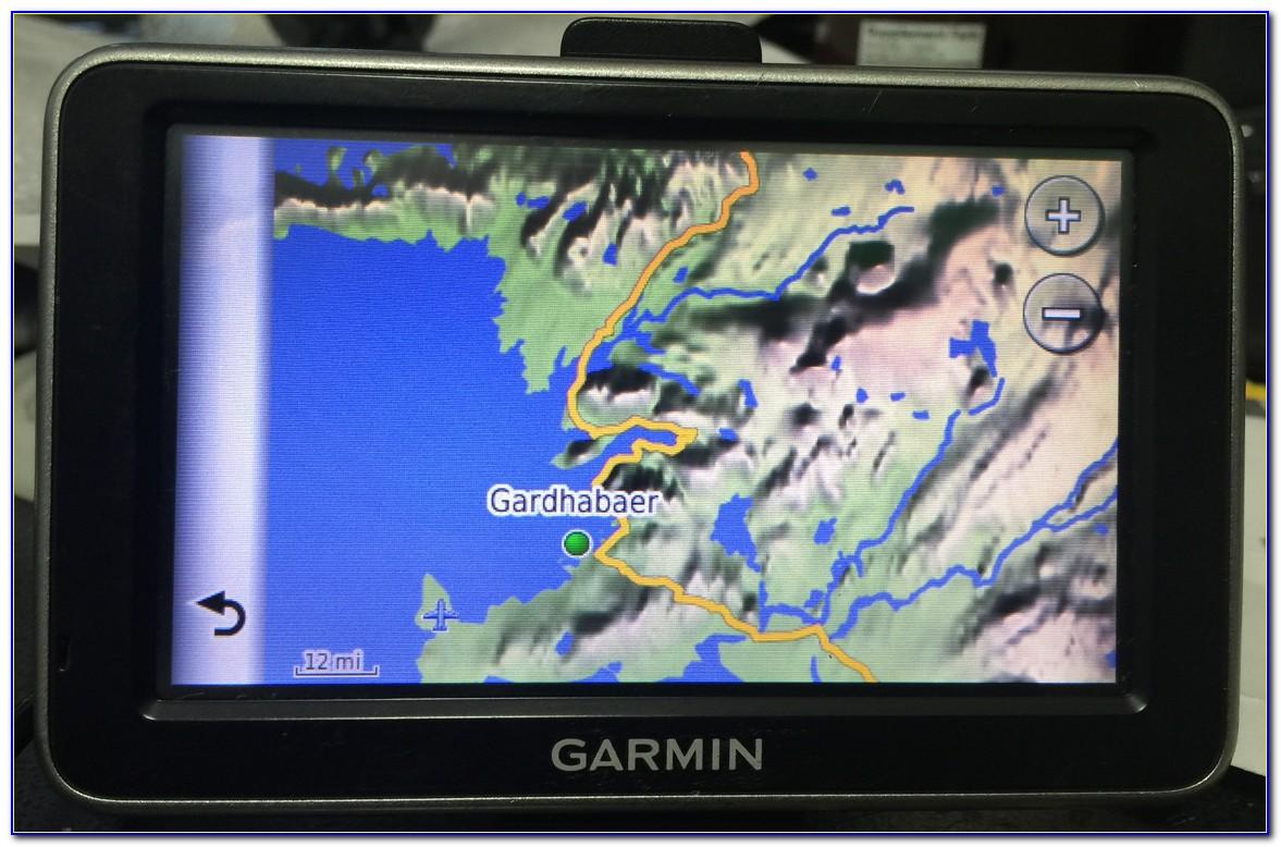 Gps Map Iceland Free