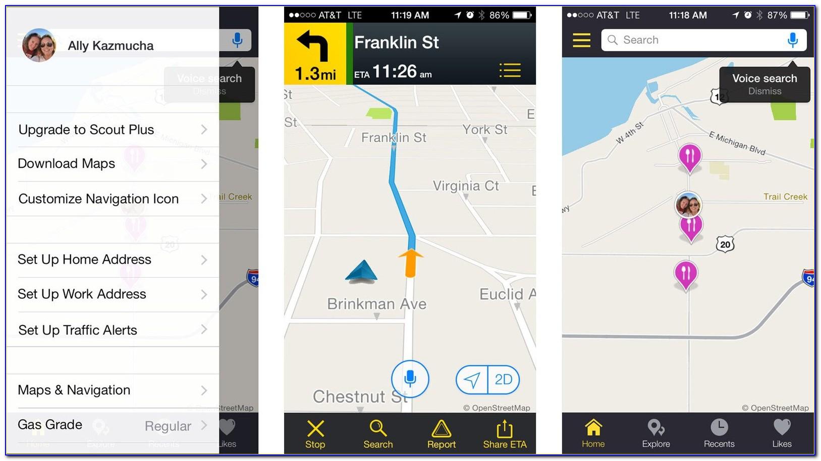 Gps Map Maker App