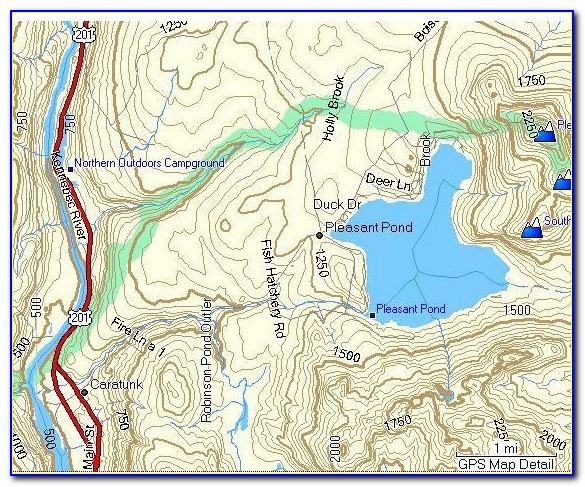 Gps Topo Maps For Garmin
