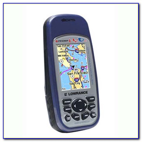Handheld Gps Mapping Software