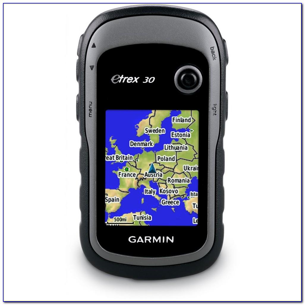 Handheld Gps Mapping Units