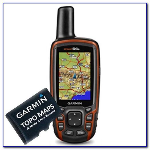 Handheld Gps Vs Google Maps