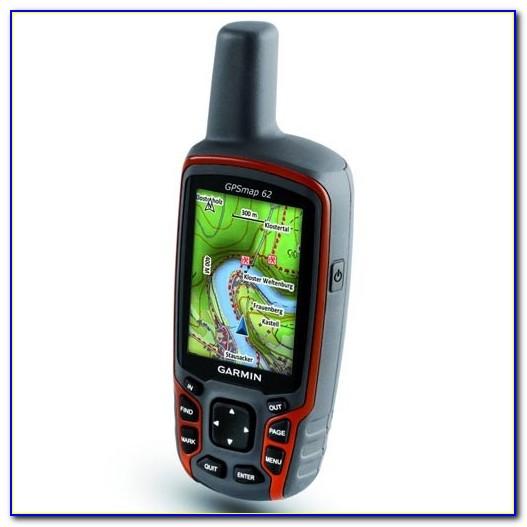 Handheld Gps With Topo Maps