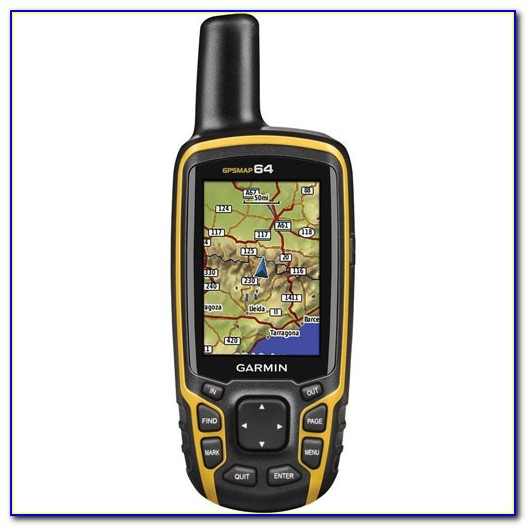 Handheld Mapping Gps