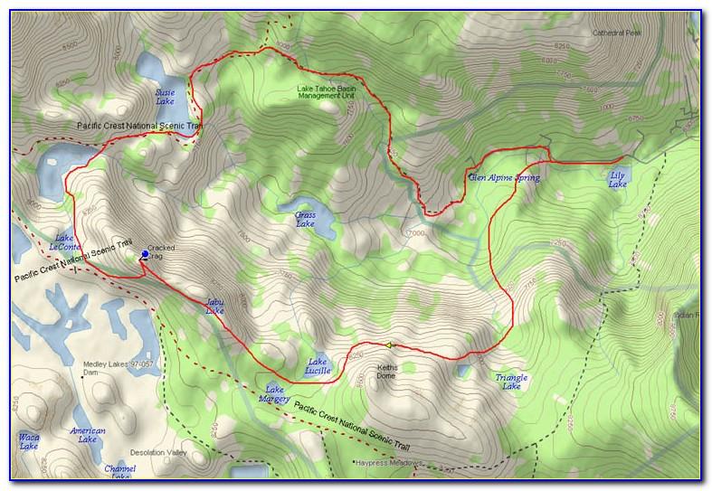 Hiking Topo Maps Iphone