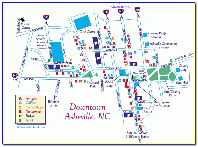 hotels in downtown asheville nc
