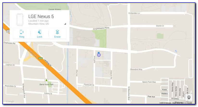 How To Find A Cell Phone Location On Google Maps