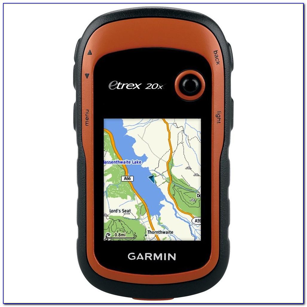 How To Install Maps On Garmin Etrex 20x