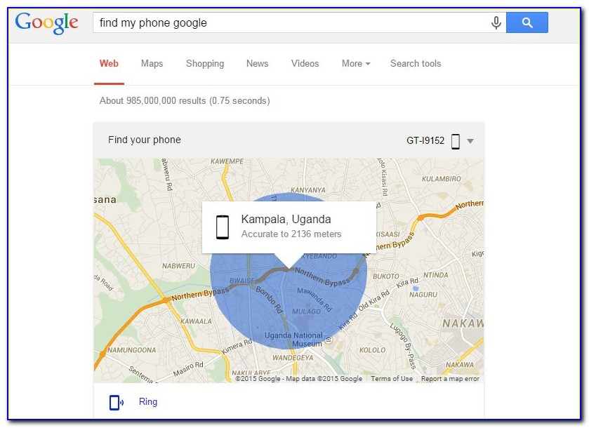 How To Track A Phone Number Using Google Maps