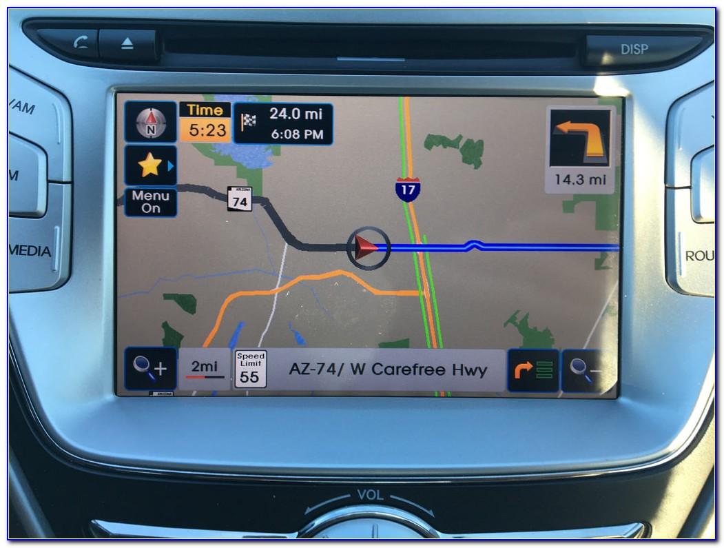 Hyundai Gps Map Update
