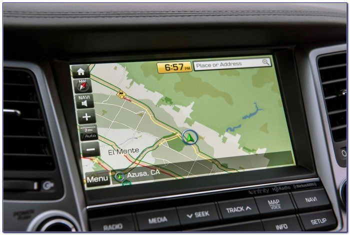Hyundai Santa Fe Gps Map Update
