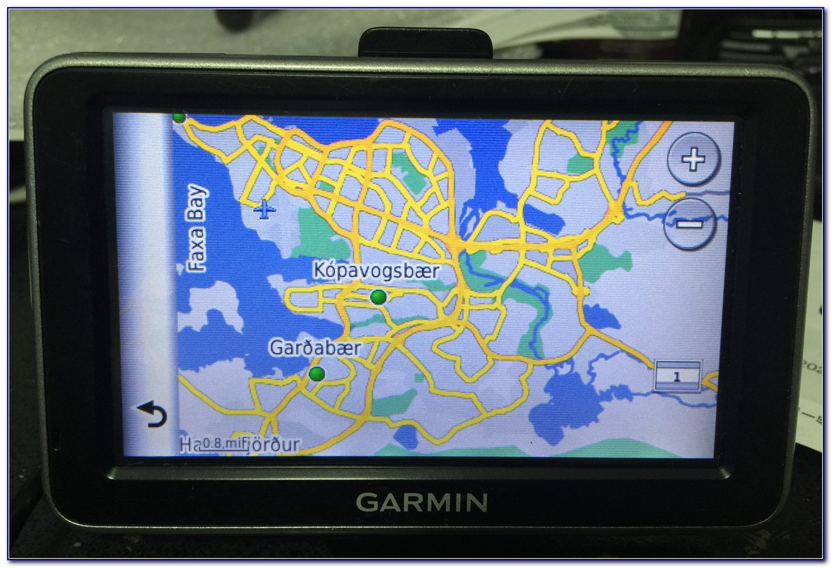 Iceland Gps Map Download