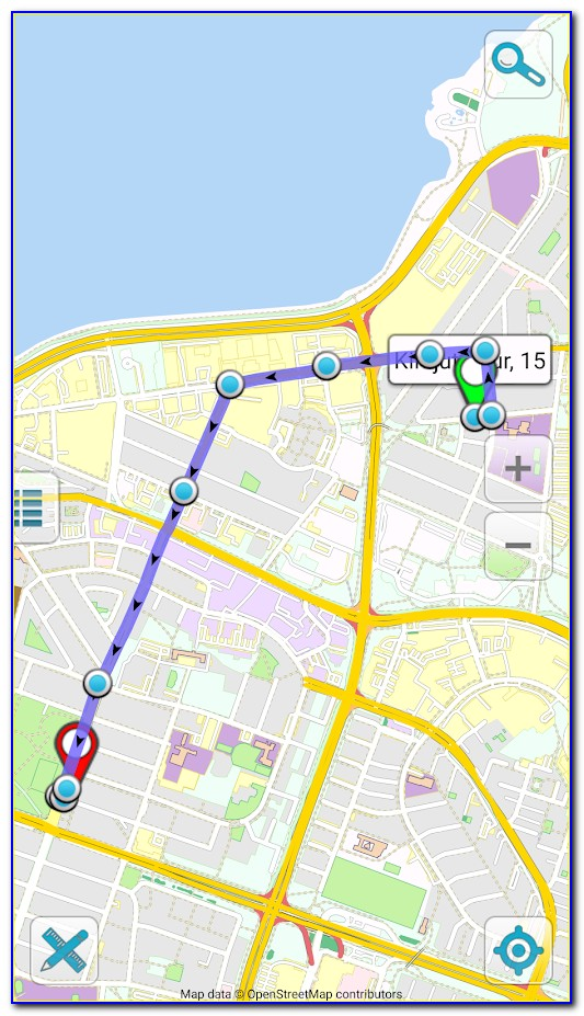 Iceland Offline Map Android