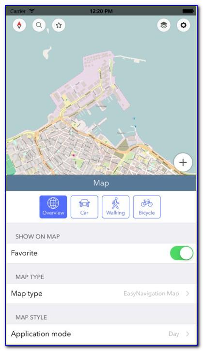 Iceland Offline Map App