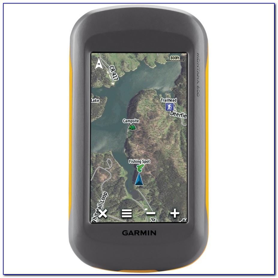 Install Maps On Garmin Montana 600