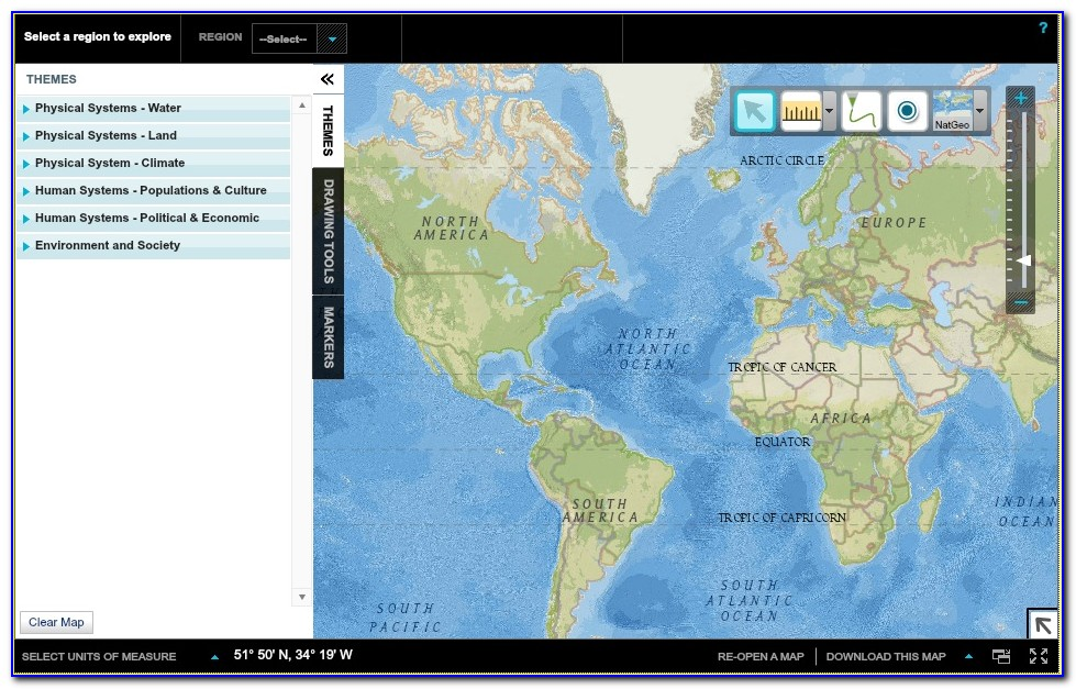Interactive Gis Mapping Tools