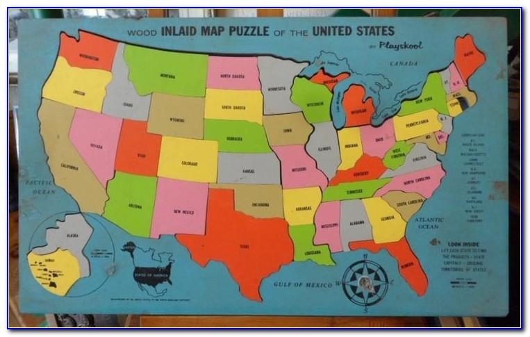 Interactive Talking Usa Map