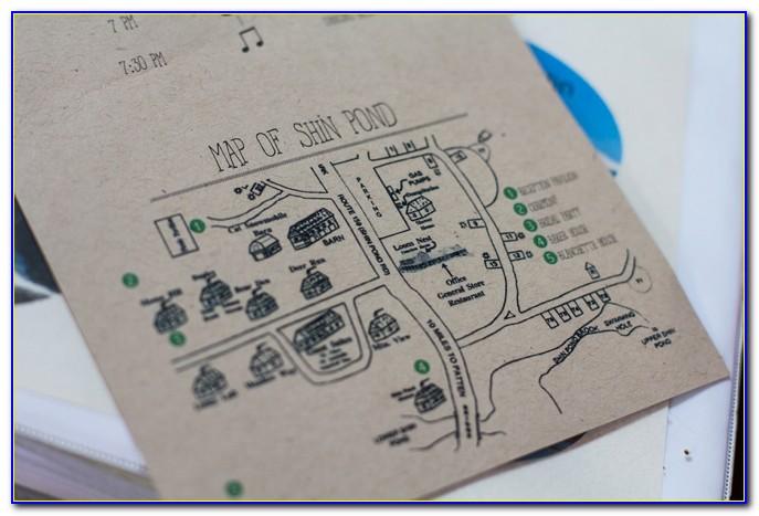 Invitation Map Maker