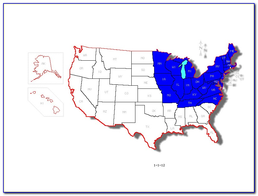 Kate Aspen Around The World Map Favor Box