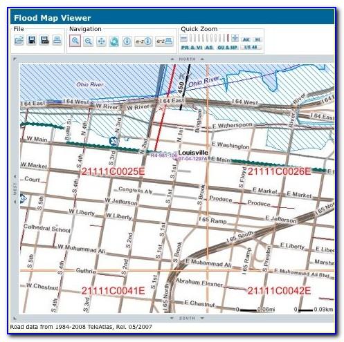 Kentucky Flood Insurance Rate Maps