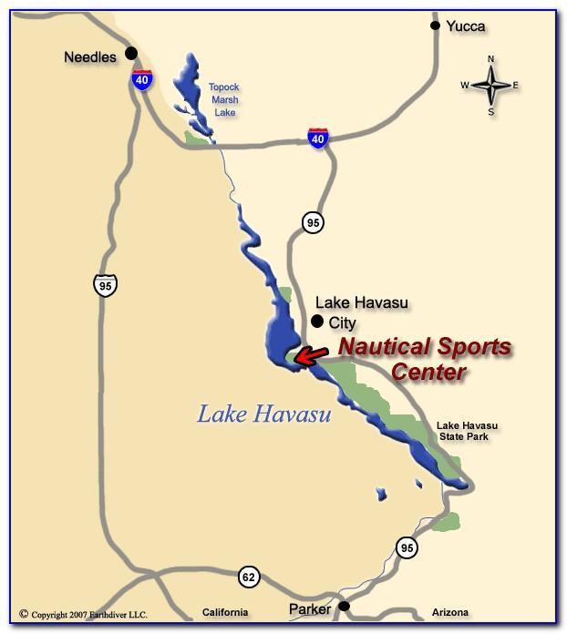 Lake Havasu Fishing Report March 2018