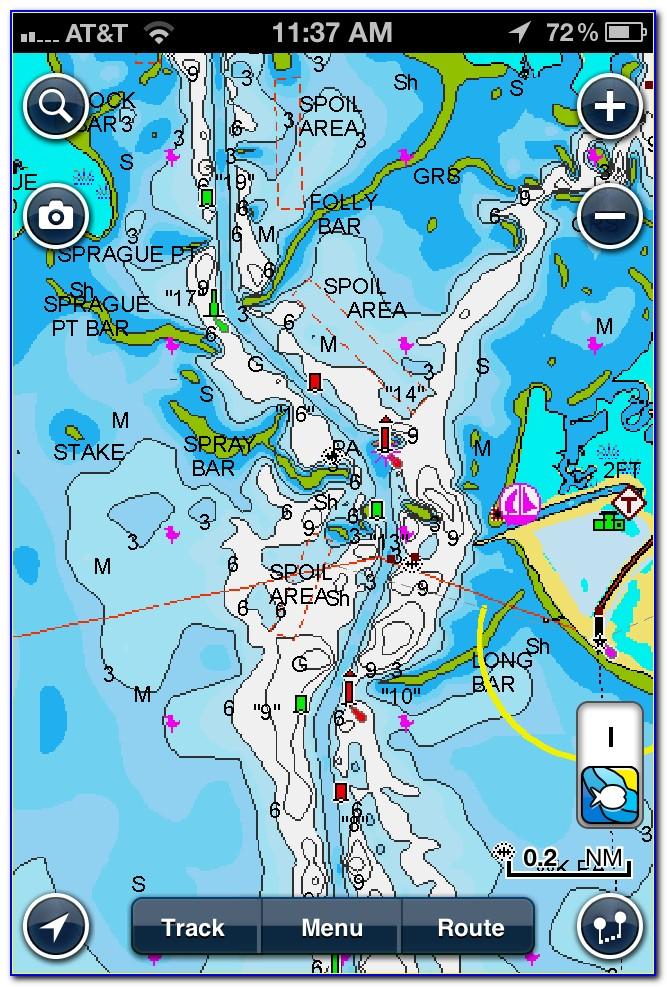 Lake Maps For Lowrance Elite 7