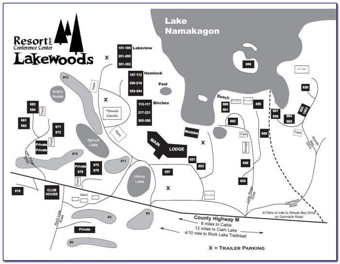 Lake Namakagon Fishing Report