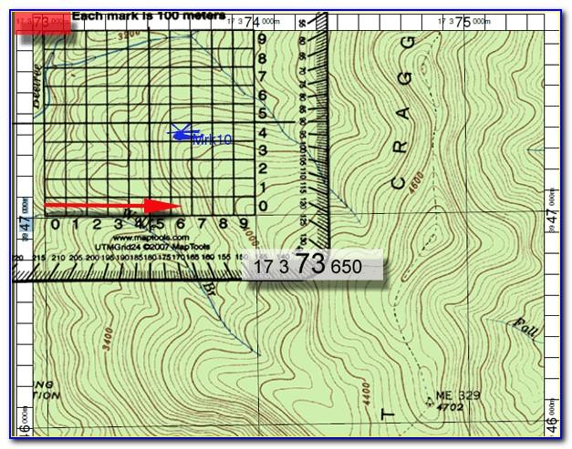 Land Navigation And Map Reading Pdf