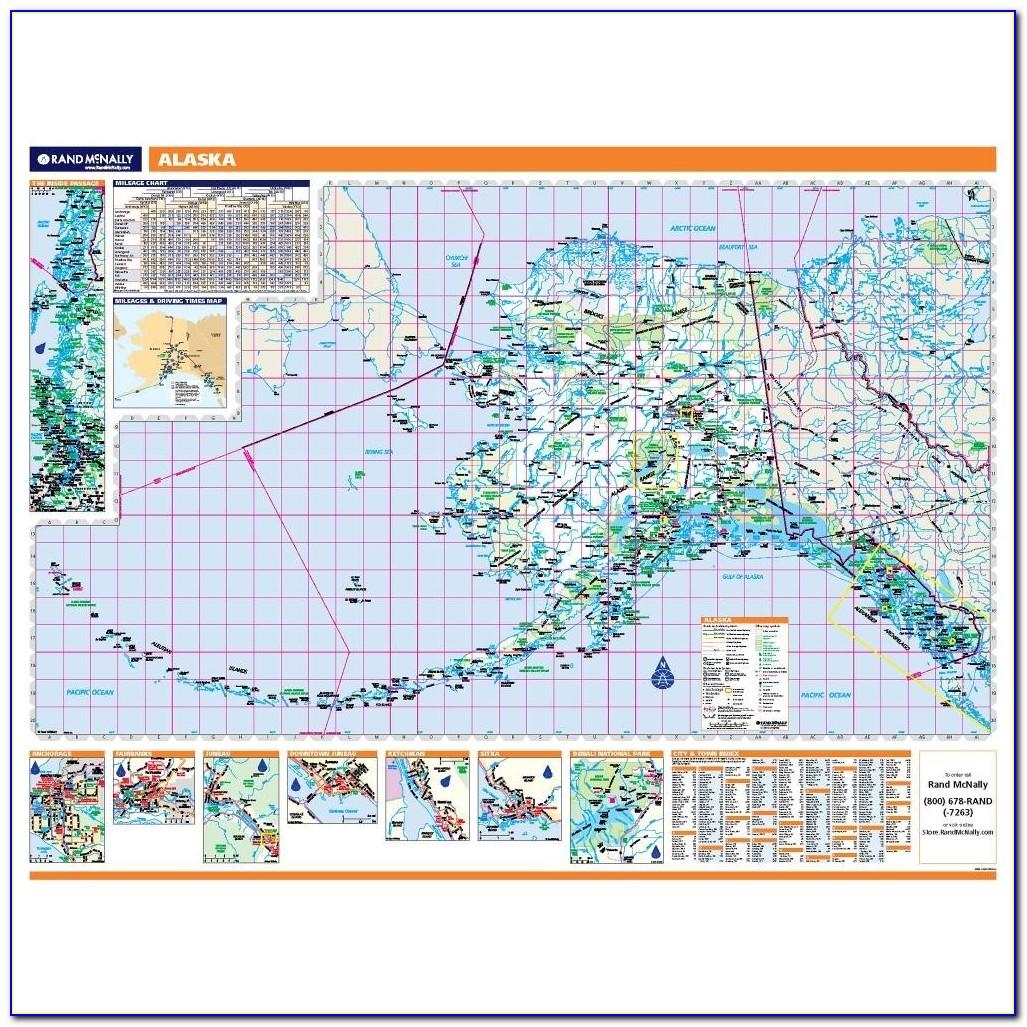Large Laminated State Maps