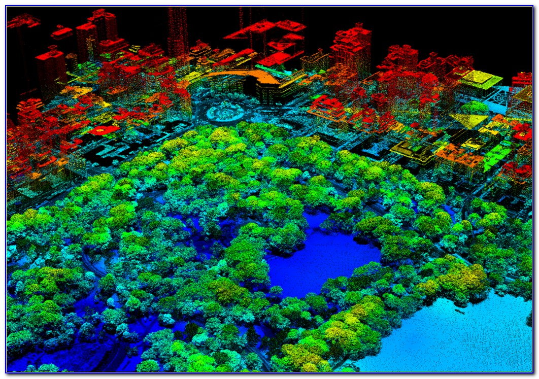 Lidar 3d Mapping Software