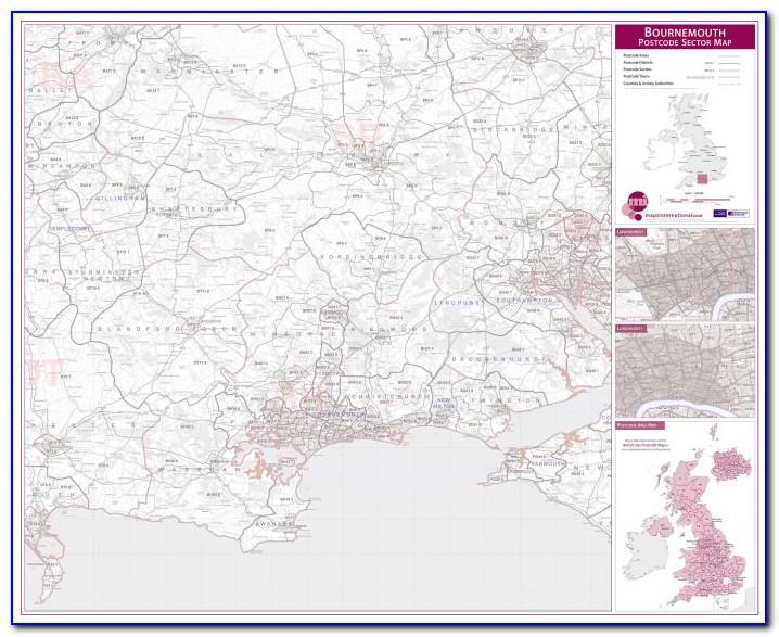 London Map Roller Blind