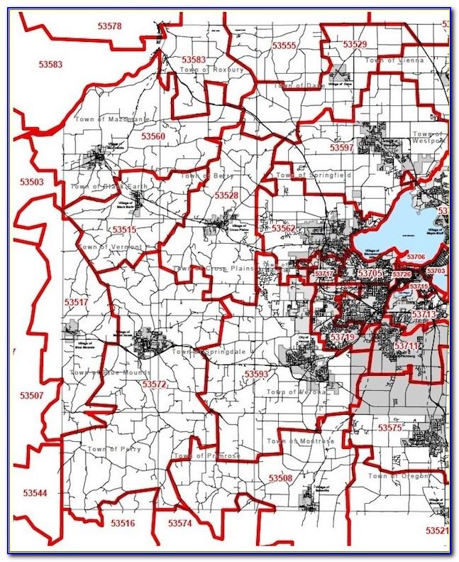 Madison Wi Real Estate Map