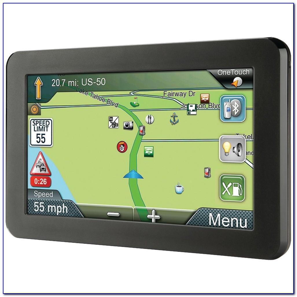 Magellan Gps With Bluetooth Lifetime Maps