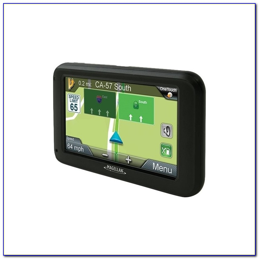 Magellan Gps With Lifetime Map Updates