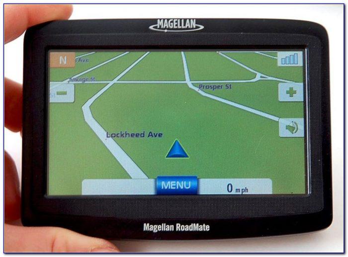Magellan Roadmate 1412 Map Update 2011