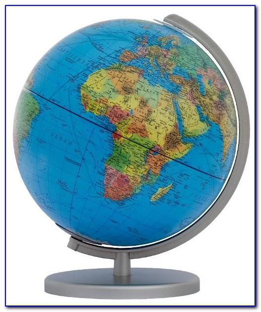 Map And Globes Activities For Kindergarten