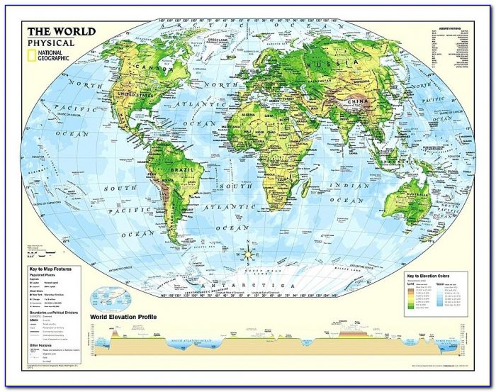 Map And Globes Geography Quiz