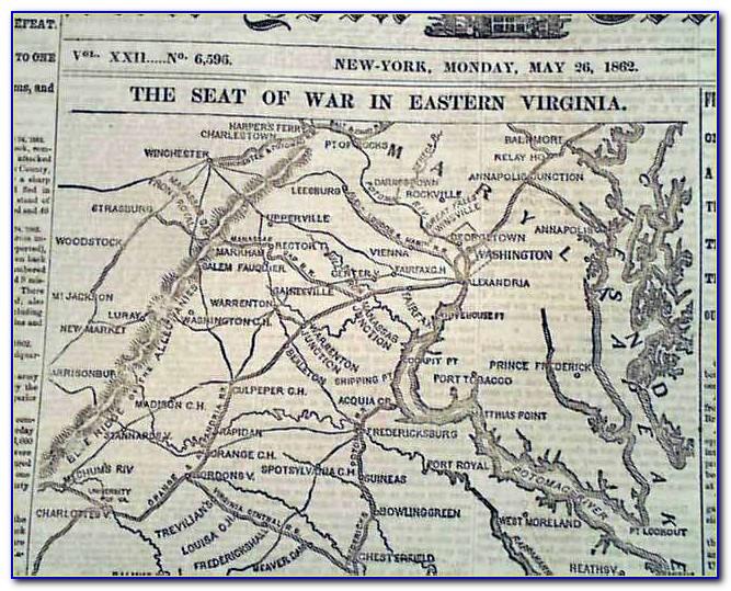 Map Of Civil War Battles In Mississippi
