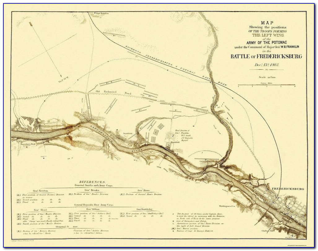 Map Of Civil War Battles In Missouri