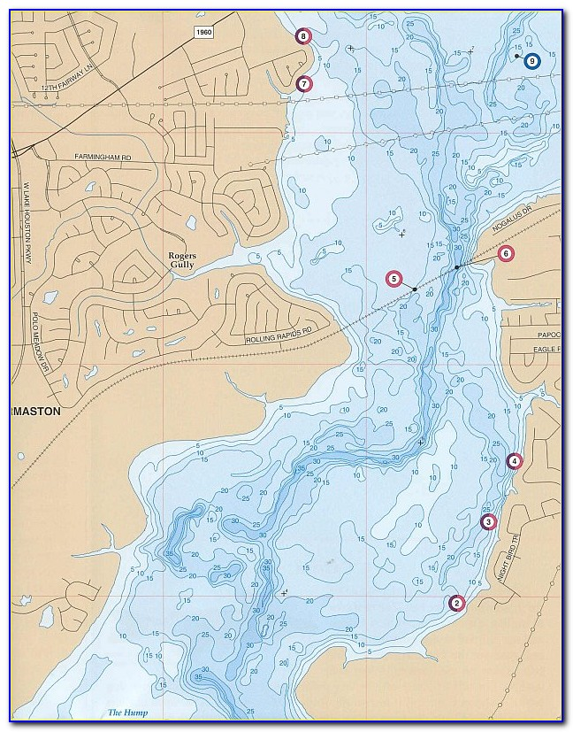 Map Of Clear Lake Houston Tx